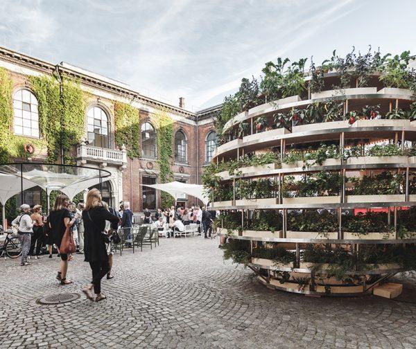 'Growroom' สถาปัตยกรรมต้นแบบ สำหรับปลูกอาหารเลี้ยงคนเมือง