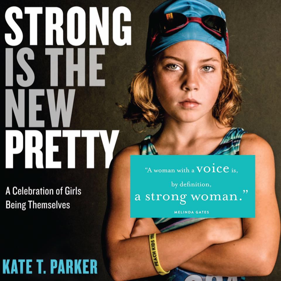 'Strong is The New Pretty' ภาพถ่ายชวนให้เด็กผู้หญิงกล้าเป็นตัวของตัวเอง