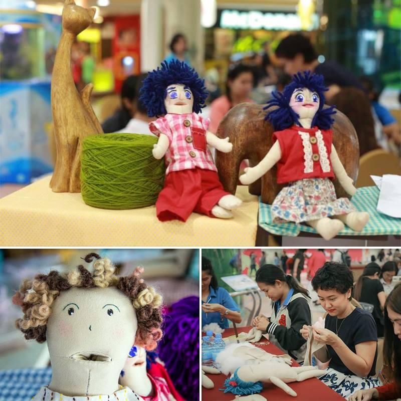 'ตุ๊กตาวิเศษ' สื่อกลางช่วยสอบสวนคดีล่วงละเมิดเด็ก