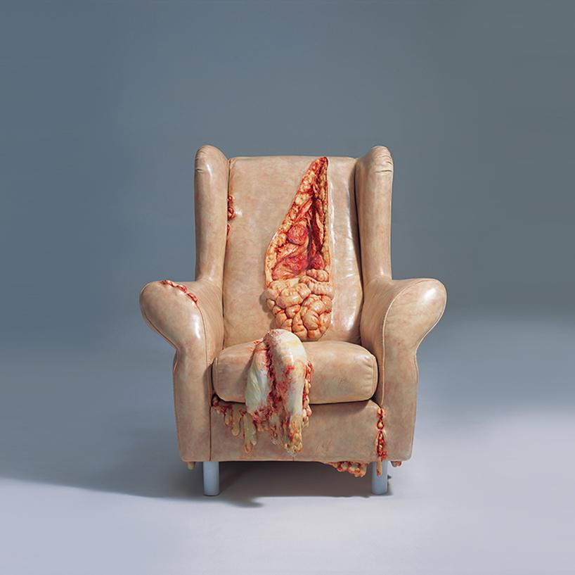 ศิลปินจีน Cao Hui เสนอศิลปะสุดสยองเตือนมนุษย์วัตถุนิยมให้ตระหนักถึงสัตว์ร่วมโลก