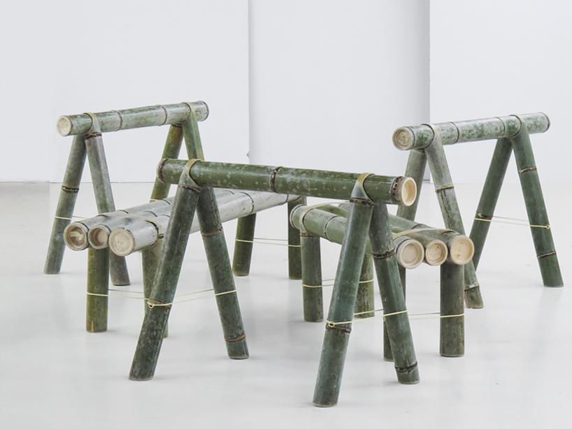 Soba : เฟอร์นิเจอร์ไม้ไผ่ร่วมสมัยภูมิปัญญาญี่ปุ่นโดยนักออกแบบเยอรมัน