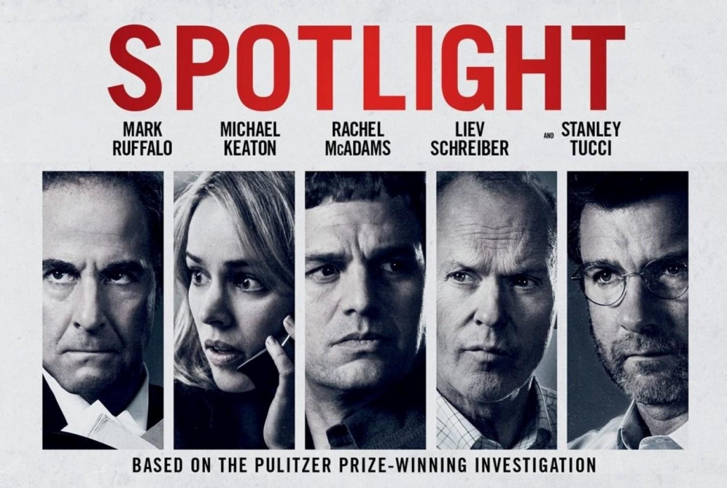 Spotlight : เมื่อคุณกล้าเผยความจริง โลกก็กล้าตอบรับ