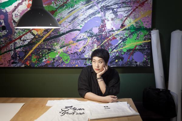 'ไอรีล ไตรสารศรี' ผู้ก่อตั้ง ART.for.CANCER บอกเป็นมะเร็งแล้วดี?!