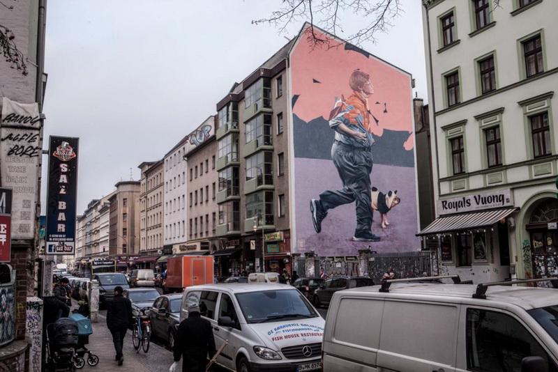 The Haus: เปลี่ยนธนาคารร้างในกรุงเบอร์ลินให้เป็นที่เก็บงานศิลปะ