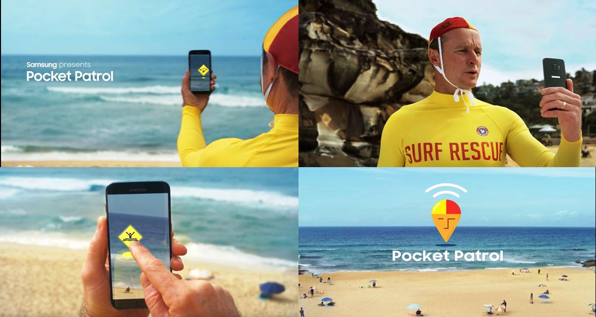 Pocket Patrol แอพฯ ช่วยชีวิต ตรวจจับคลื่นมรณะในทะเล