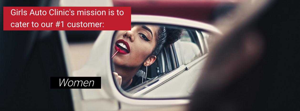 Girls Auto Clinics: อู่ซ่อมรถโดยผู้หญิงเพื่อผู้หญิง เสริมสวยได้ระหว่างรออีกต่างหาก