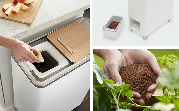 Zera Food Recycler ถังขยะเปลี่ยนเศษอาหารให้เป็นปุ๋ยภายใน 24 ชม.