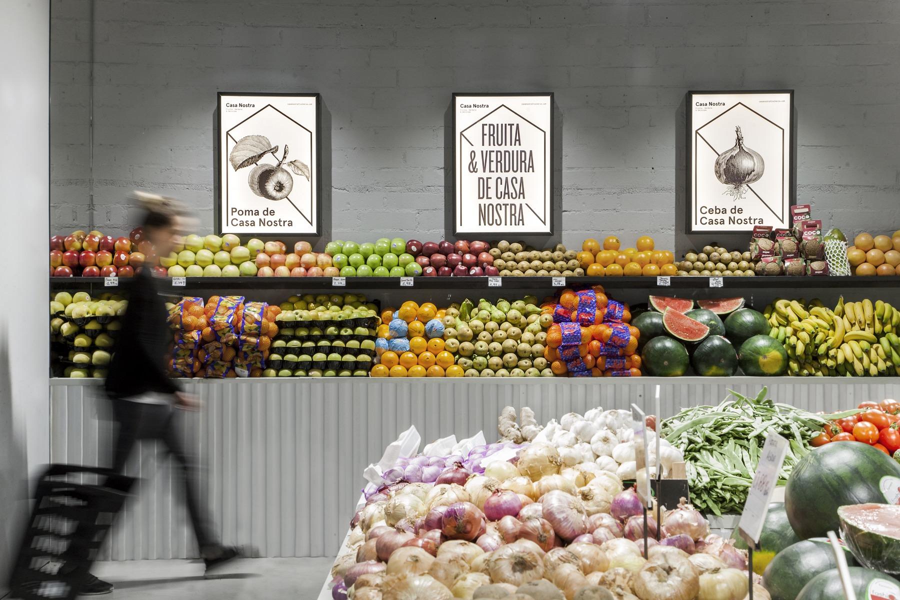 Casa Nostra เมื่อร้านผักแถวบ้านกลับมา 'ฮิป' อีกครั้งด้วยแนวคิดการออกแบบ