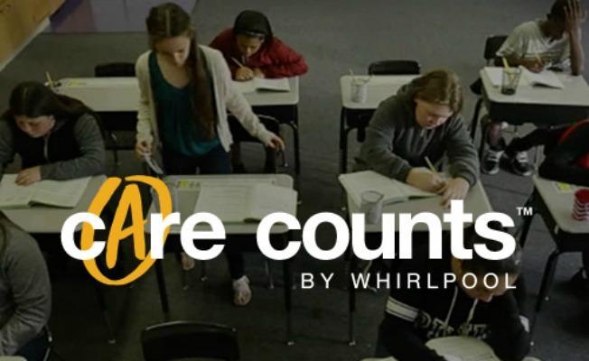 Whirlpool Care Counts ให้เด็กนักเรียนซักชุดนักเรียนฟรี ยิ่งซัก ยิ่งอยากมาโรงเรียน