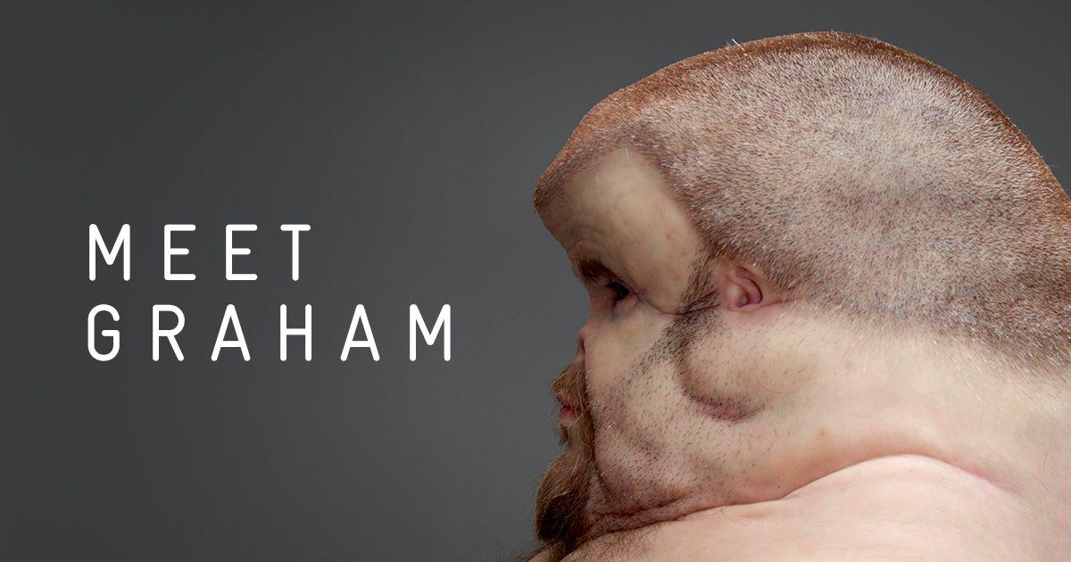 Graham มนุษย์จำลองต้นแบบ: ซิ่งไม่เจ็บ-ชนไม่ตาย-รอดได้ทุกอุบัติเหตุ!