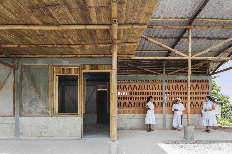 การเคหะฯ เม็กซิโกสร้างบ้านต้นแบบด้วยแนวคิดพึ่งพาตนเองจากวัสดุและแรงงานท้องถิ่น