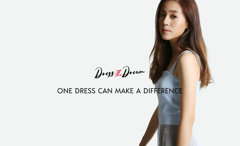แบรนด์แฟชั่นมือสอง Dress the Dream ชวนเหล่าแฟชั่นนิสต้าปันชุดสวยช่วยผู้หญิงถูกทำร้าย