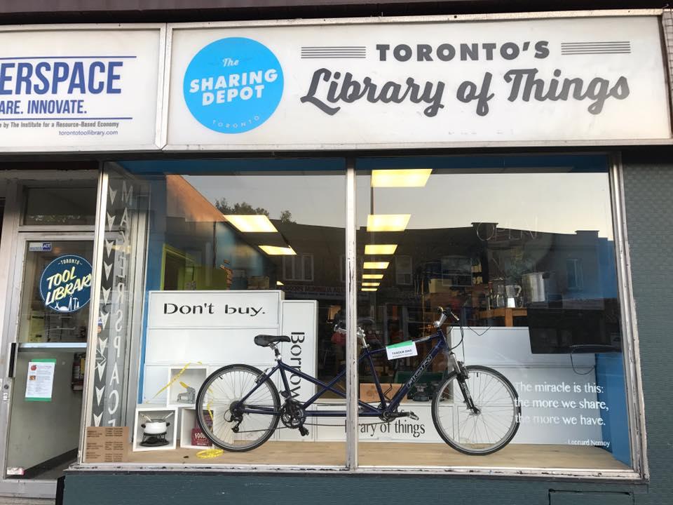 Library of Things ห้องสมุดที่เราสามารถยืมได้มากกว่าแค่หนังสือ