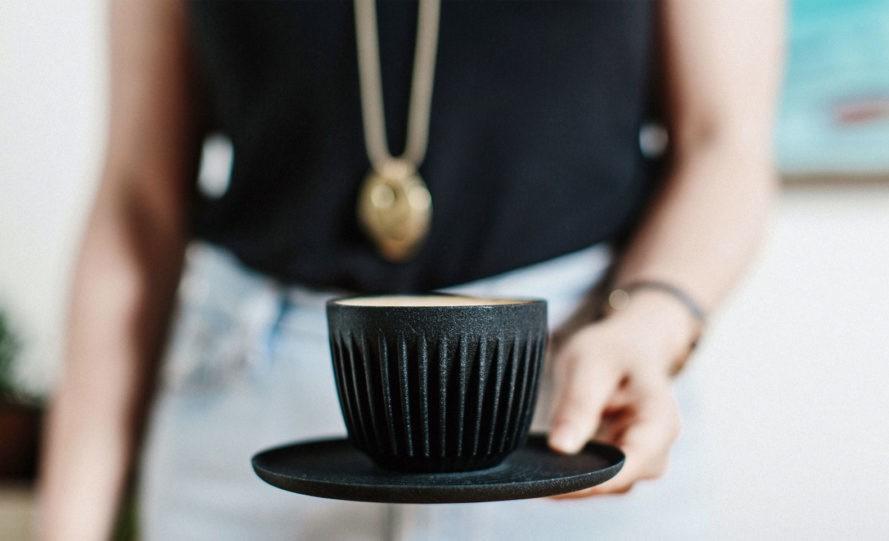 HuskeeCup แก้วกาแฟจากเปลือกเมล็ดกาแฟด้วยแนวคิดแบบ zero waste