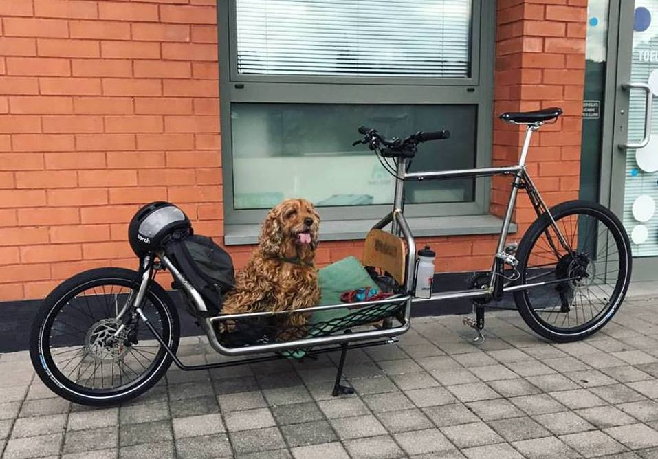 REcycle ชุบชีวิตจักรยานเก่าให้เป็นจักรยานบรรทุกของดีไซน์เท่