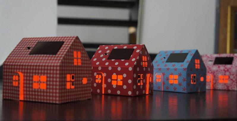 Litogami ของเล่นกระดาษพลังงานแสงอาทิตย์ ไม่เป็นพิษต่อสิ่งแวดล้อม