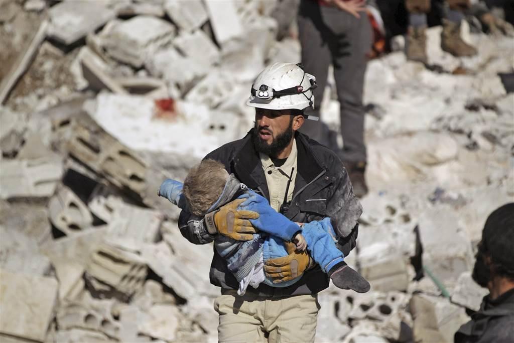 The White Helmets: วีรบุรุษหมวกขาวแห่งสงครามซีเรีย