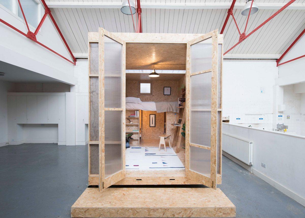 SHED Project บ้านขนาดเล็ก อยู่สบาย ราคาถูก สร้างง่าย ถอดประกอบเร็วภายใน 1 วัน