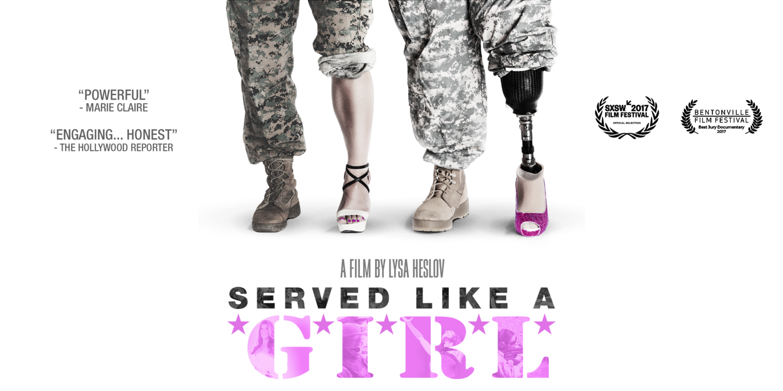 Served Like A Girl: ทหารหญิง..สตรีแกร่งแห่งกองทัพสหรัฐฯ