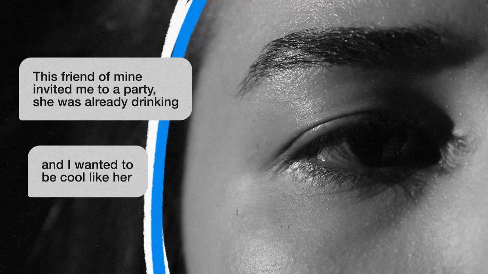Anonymous Friend: เฟซบุ๊คแชทบอท ชวนวัยรุ่นติดเหล้าคุยแก้ปัญหาแบบ 'ไม่รู้หน้า-แต่รู้ใจ'