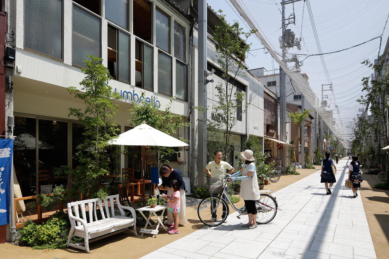 Fukuyama Renovation Project ปรับโฉมช้อปปิ้งสตรีทอายุกว่า 50 ปีในญี่ปุ่นให้กลับมามีชีวิตชีวาอีกครั้ง