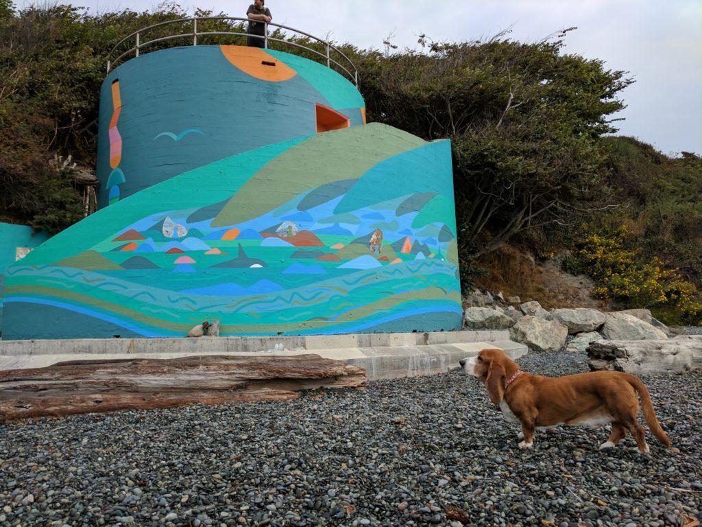 Hawk and Home : แต่งแต้มพื้นที่สาธารณะด้วยศิลปะให้เป็นส่วนหนึ่งกับธรรมชาติ