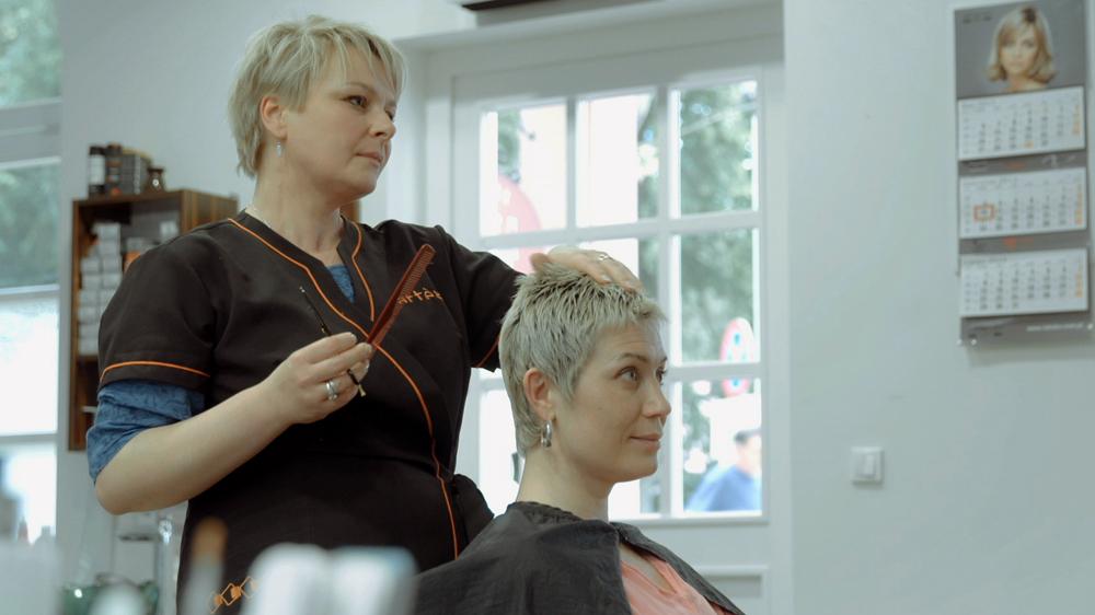 W. Sisters' Beauty Salon ร้านแต่งเสริมเติมสวย ช่วยเพิ่มกำลังใจให้ผู้ป่วยมะเร็ง