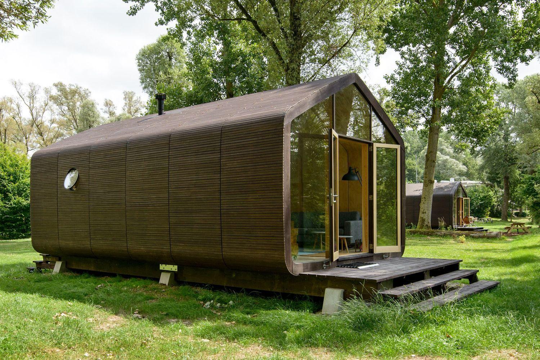 'บ้านกึ่งสำเร็จรูป' กะทัดรัด ขนย้ายง่าย สร้างเร็ว ทำจากกระดาษรีไซเคิล