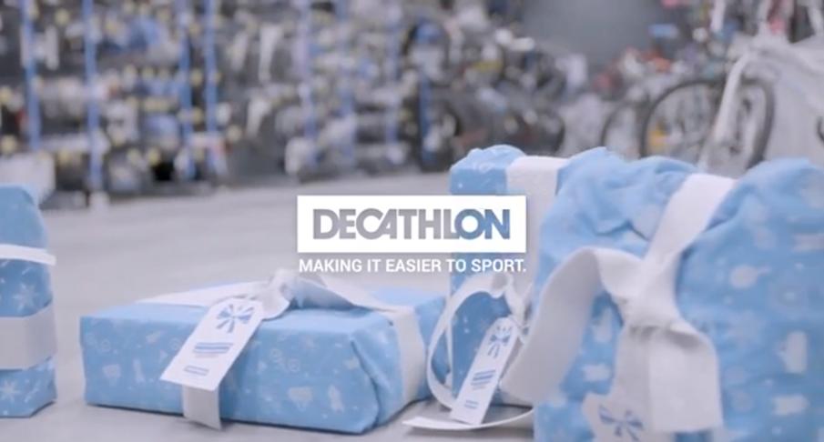 The Sportable Gift Wrap ของขวัญที่ใช้ออกกำลังกายได้ ตั้งแต่กระดาษห่อยันริบบิ้น