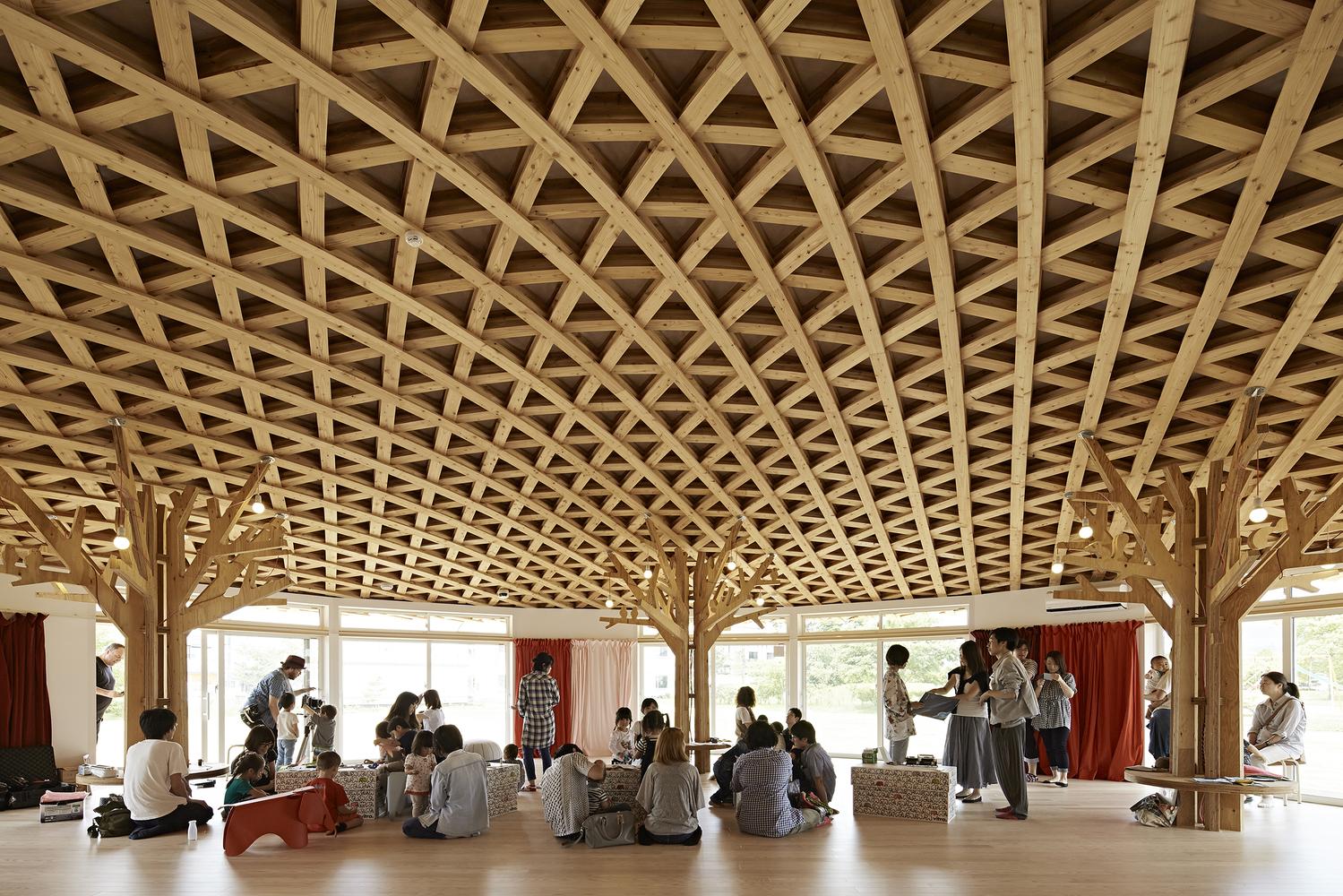 HOME-FOR-ALL ศูนย์ชุมชนที่พักพิงชั่วคราวจากภัยพิบัติในจังหวัดฟุกุชิมะ