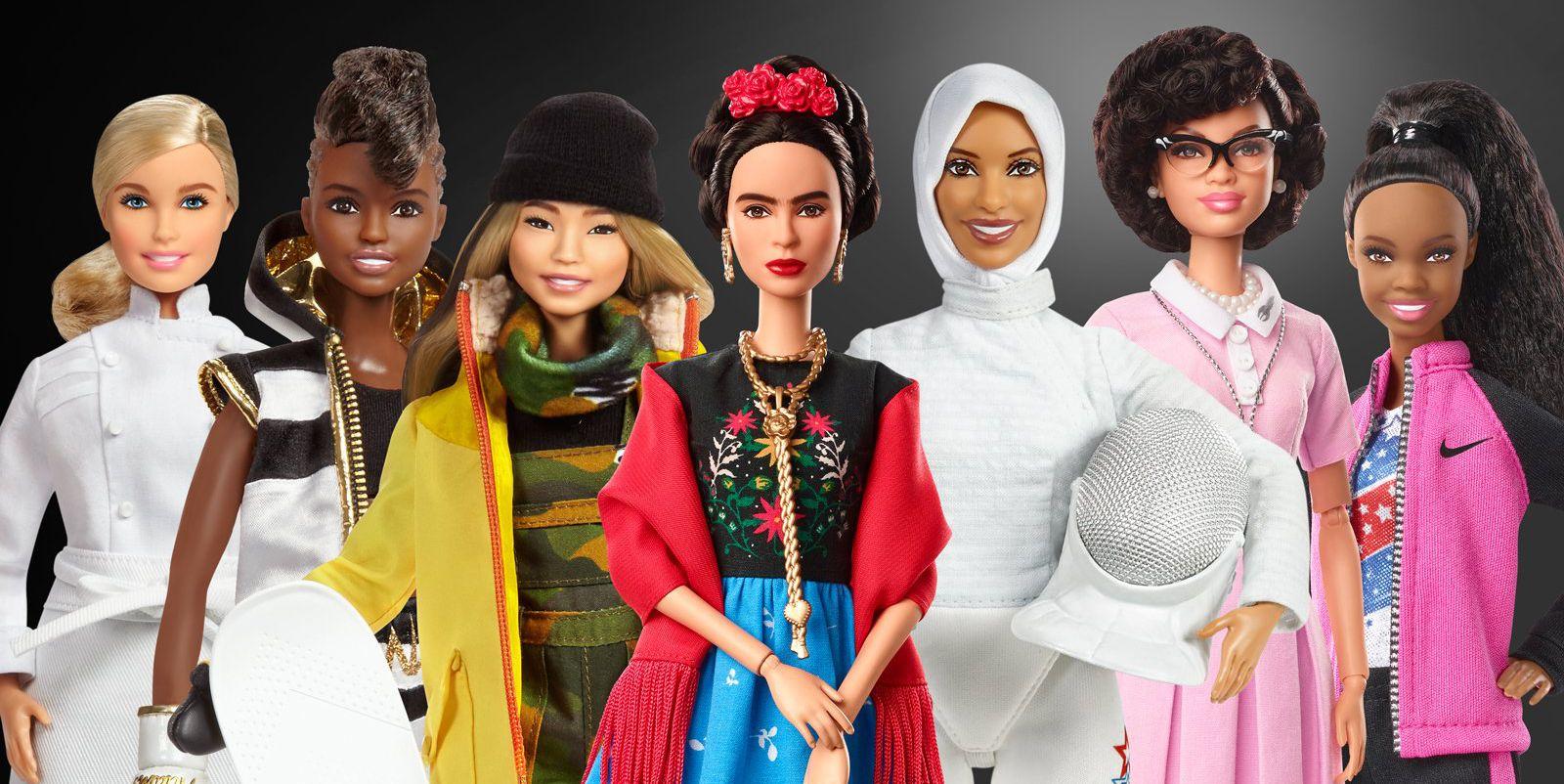 บาร์บี้ต้อนรับวันสตรีสากล เชิดชูพลังหญิง สร้างแรงบันดาลใจให้เด็กหญิงทั่วโลก