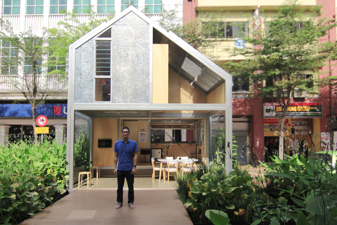 Micro House บ้านเล็กขนาด 5×5 เมตร ดีไซน์สวย ราคาน้อย ประโยชน์มาก