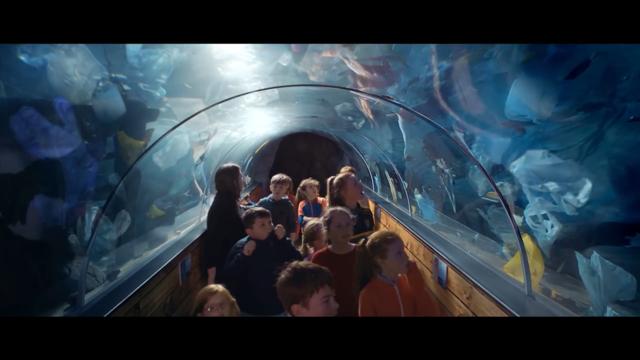 อะควอเรียมแห่งอนาคต โลกใต้มหาสมุทรที่เต็มไปด้วยสัตว์น้ำสายพันธุ์ใหม่