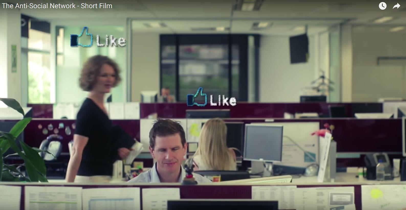 The Anti-Social Network: ชีวิตจริง – ไม่ใช่ -ชีวิตออนไลน์