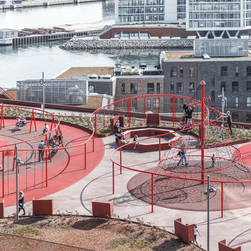 Park 'n' Play ดาดฟ้ามหาสนุก ต้อนรับทุกคนในเมืองโคเปนฮาเกน