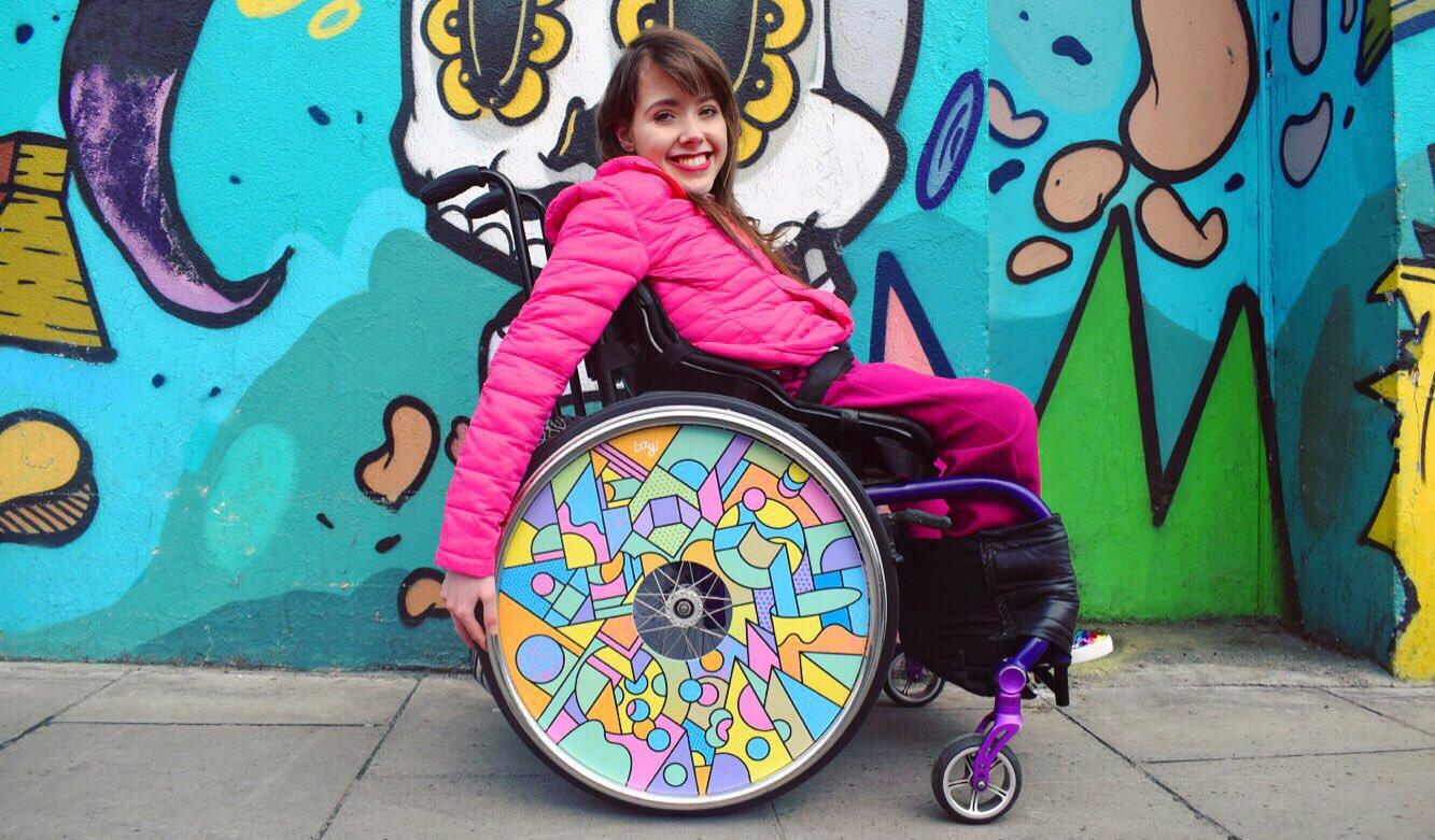 Izzy Wheels เปลี่ยนวีลแชร์เป็นพลังสร้างสรรค์ ส่งมอบพลังใจให้แก่กัน