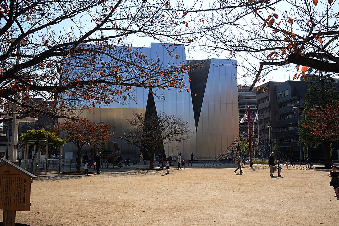 Sumida Hokusai Museum เปลี่ยนผู้คนและชุมชนให้เป็นมิตรกันง่ายขึ้น