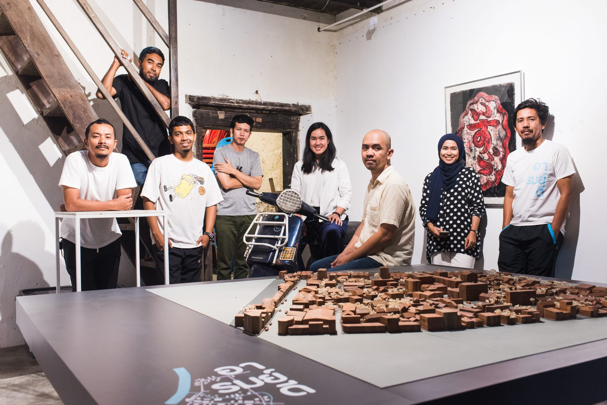 'Melayu Living' ห้องรับแขกแห่งพื้นที่มลายู สะท้อนชีวิตและความสุข ณ ปลายด้ามขวาน