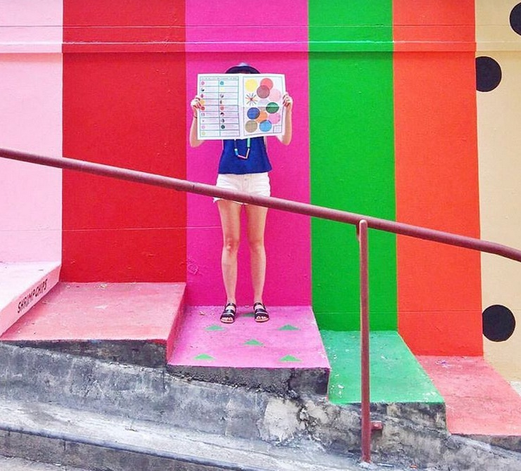 Color Factory แต่งเมืองให้สดใส ปลุกคนให้สนุกสนาน ด้วยสีสันแห่งศิลปะ