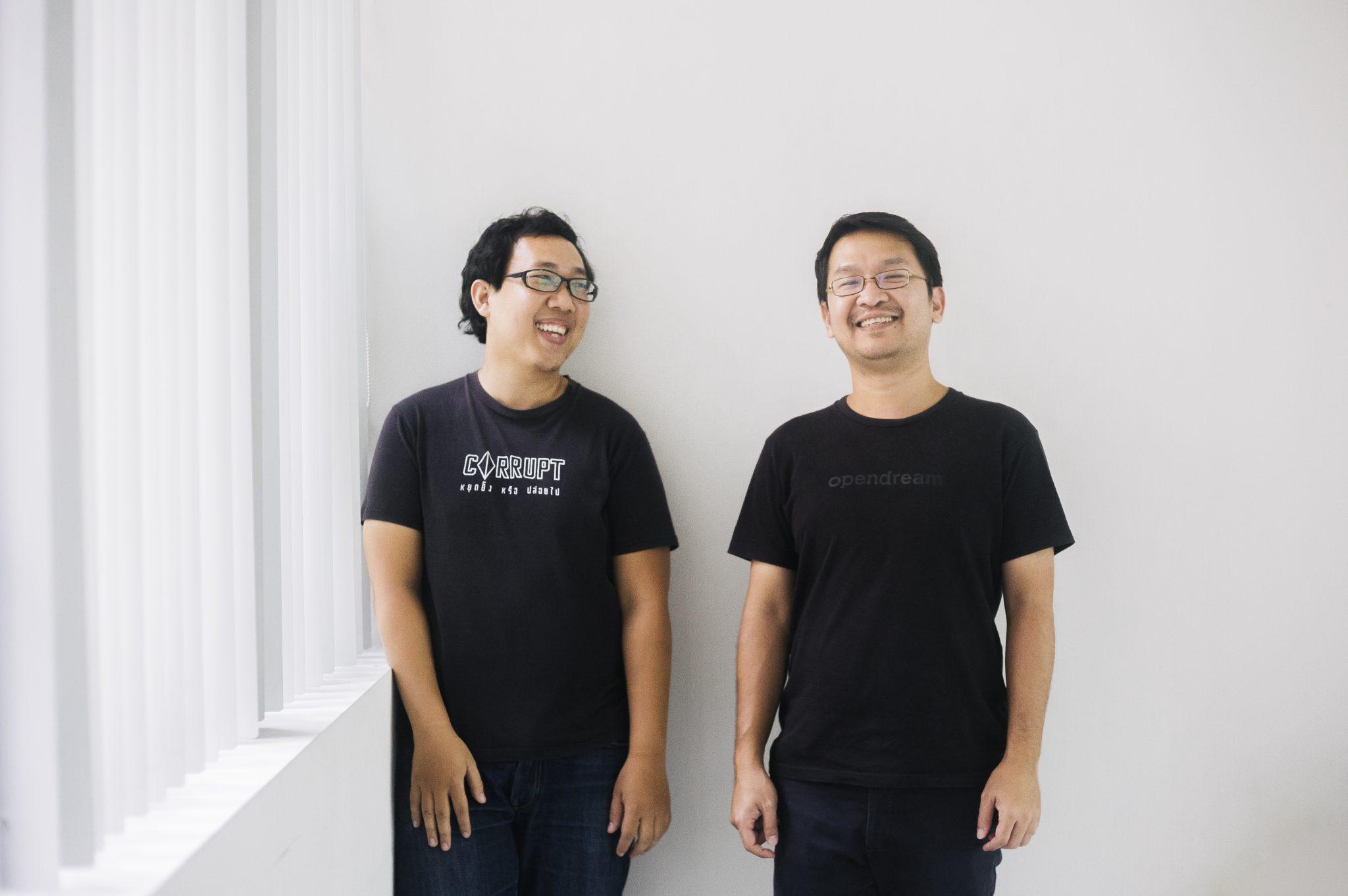 'แมค & โบจัง' สองนักออกแบบเกมจาก Opendream 'เกม' เปลี่ยนสังคมให้ดีขึ้นได้