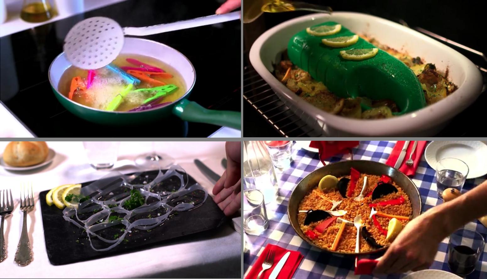 กล้ากินป่ะ? พลาสติกฟิวชั่นฟู้ด เมนูสุดพิเศษ…เสิร์ฟร้อนๆ จากท้องทะเล