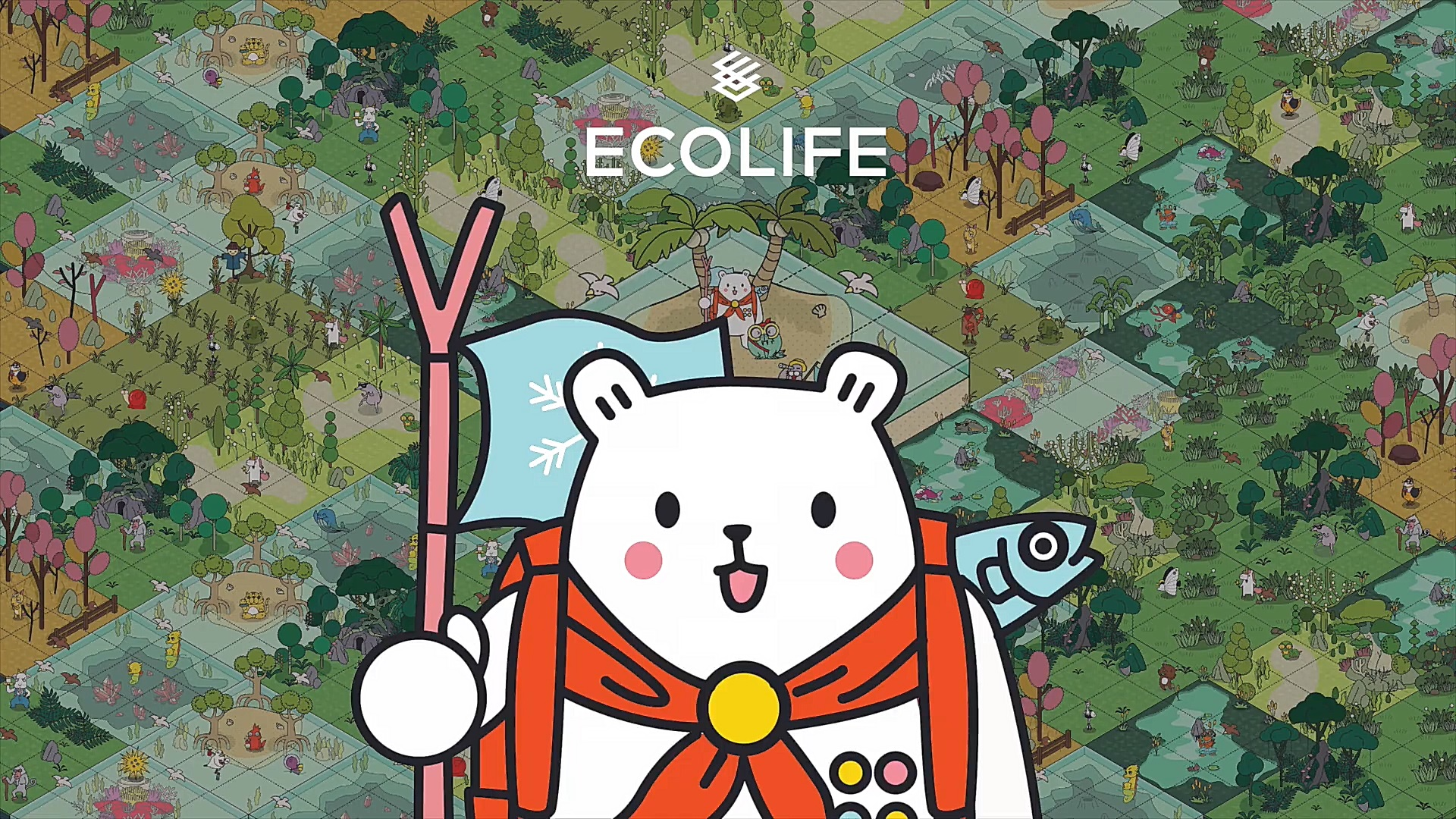 'ECOLIFE' แอพฯ ช่วยโลก ยิ่งเล่น..ยิ่งลดขยะพลาสติก
