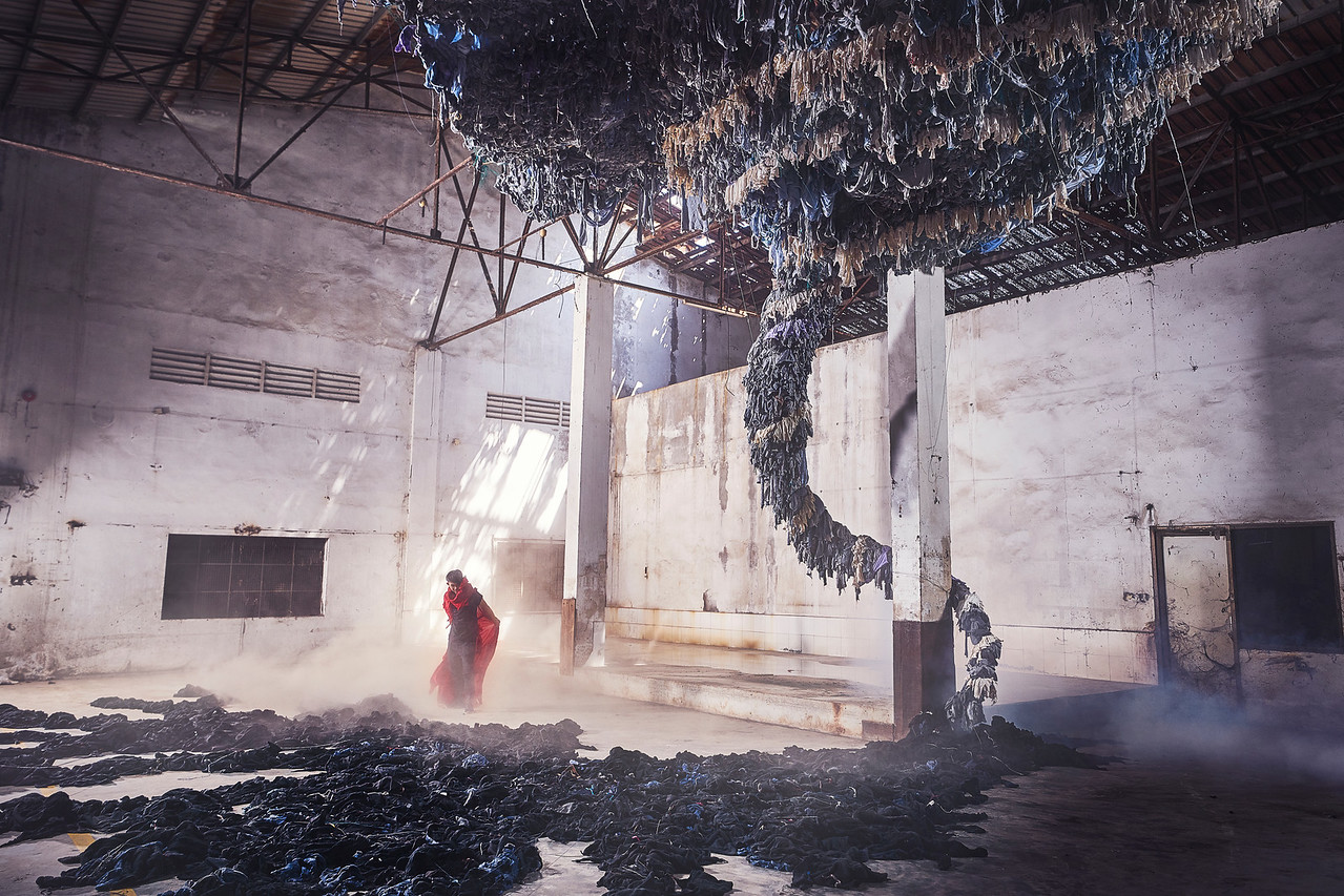 Clothing the Loop: คิดก่อนช้อป อุตสาหกรรมแฟชั่นเสื้อผ้าสร้างมลพิษมหาศาล