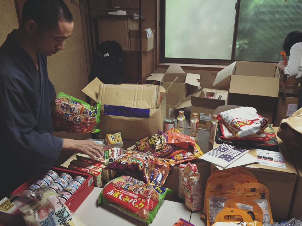 Temple Snack Club วัดญี่ปุ่นชวนแบ่งปันของถวายพระให้ชาวบ้านผู้ยากไร้