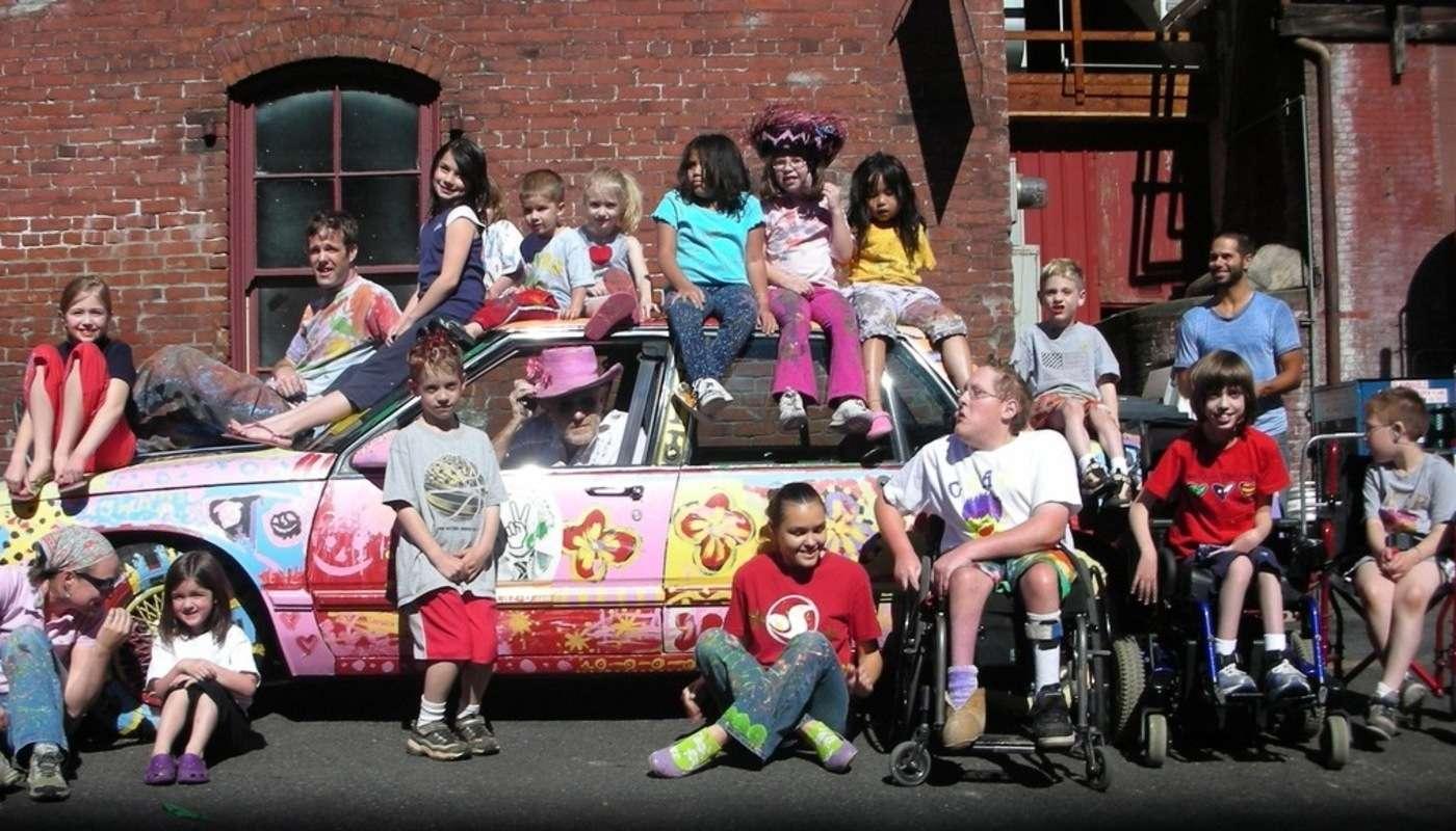 มูลนิธิ CHAP ในอเมริกากับแนวคิดใช้ศิลปะในการรักษาผู้ป่วยเด็ก