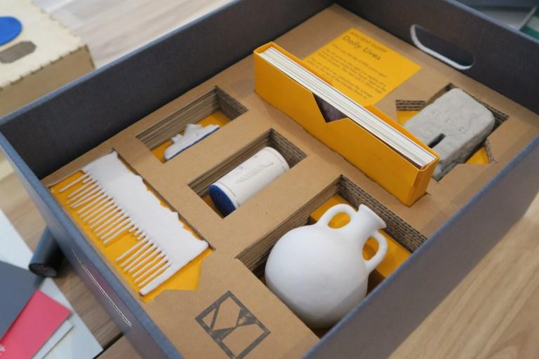 Museum in a Box พิพิธภัณฑ์จำลองย่อส่วน เรียนรู้ศิลปะผ่านกล่องขนาดย่อม