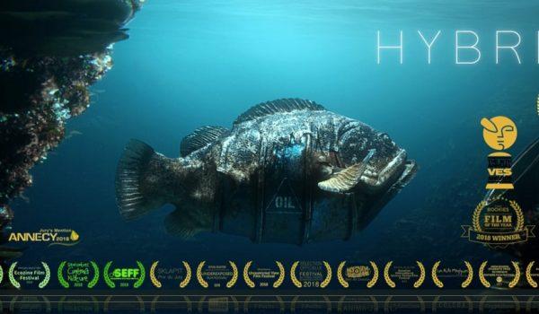 Hybrids: นักล่าสายพันธุ์ขยะพิษ ชีวิตรูปแบบใหม่ในโลกใต้ทะเล