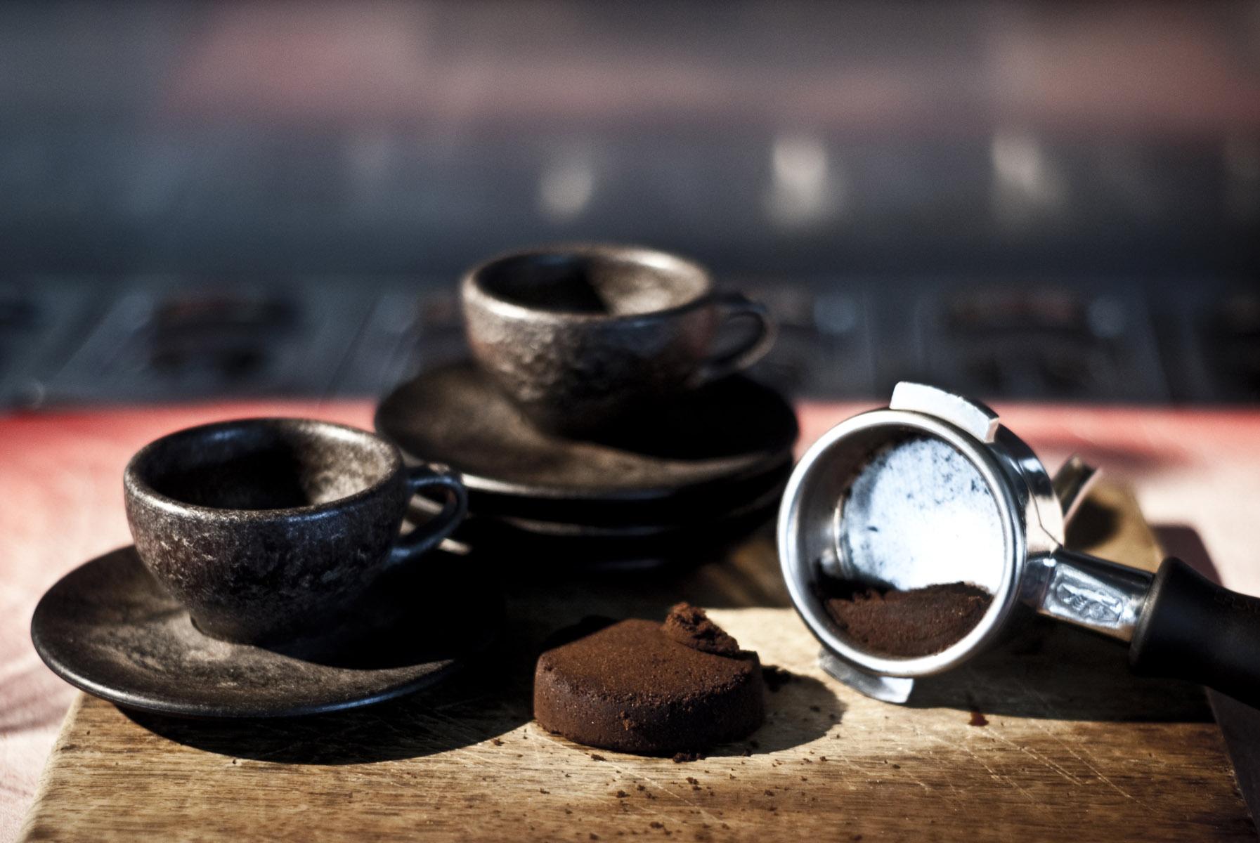 Kaffeeform ถ้วยกาแฟจาก 'กากกาแฟ' นำ้หนักเบา ทนทาน ย่อยสลายได้ตามธรรมชาติ