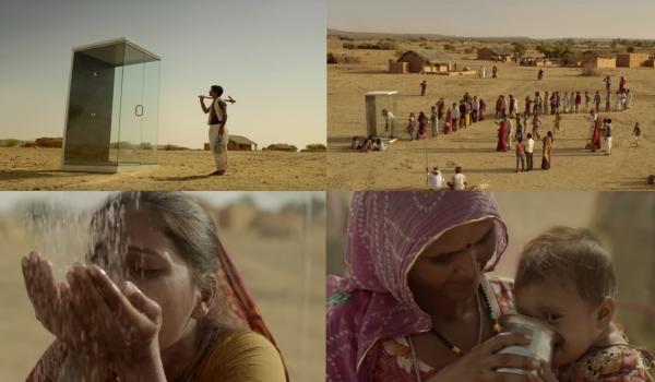 ไม่เปิดน้ำทิ้ง! อาบน้ำครั้งเดียวเท่ากับน้ำดื่มของคนครึ่งหมู่บ้านในอินเดีย
