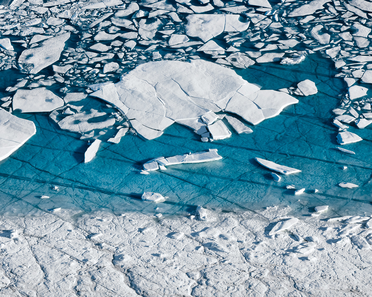 ขอ 2 องศา ก่อนที่ก้อนน้ำแข็งจะสลายหายไปจากขั้วโลก